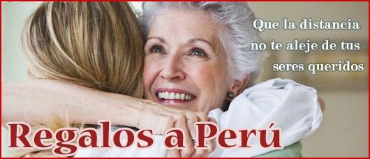 Regalos a Perú - RegalosaPeru.com
