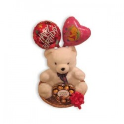 Teddy Bear - Happy Birthday