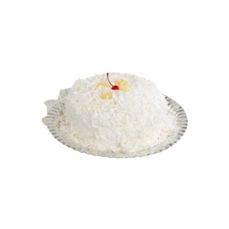 Torta de coco (12 a 16 porciones)