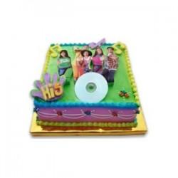 Torta Hi5