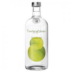 Vodka Absolut Pears - 750ml