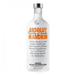 Vodka Absolut Mandrin - 750ml