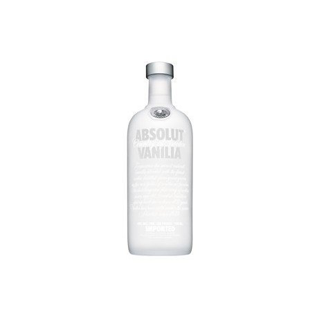 Vodka Absolut Vainilla - 750ml