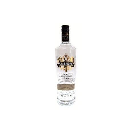 Vodka Smirnoff Black - 750ml
