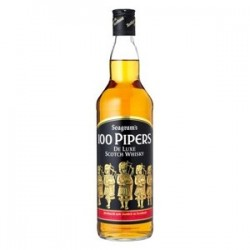 Whisky 100 Pipers - 750ml