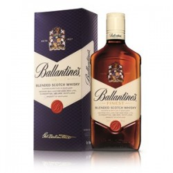 Whisky Ballantine's Finest - 750ml