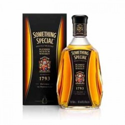 Whisky Something Special - 750ml