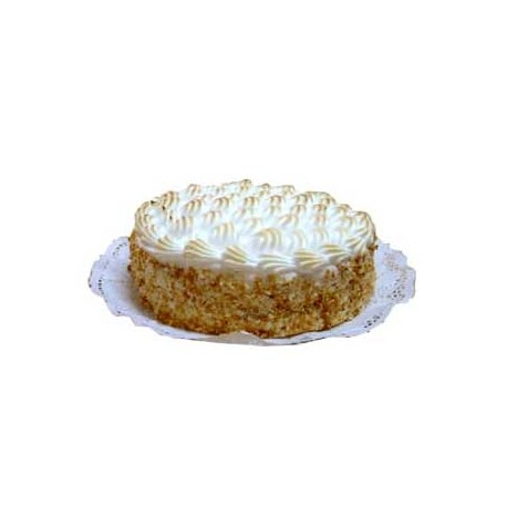 Torta Tres Leches (sin azúcar)