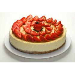 cheesecake fresas (sin azúcar)
