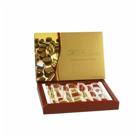 Bombones de chocolates La Ibérica (rellenos surtidos)