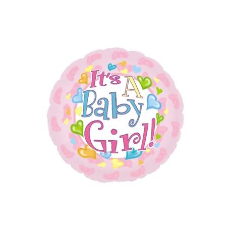 Globo It's a Baby Girl