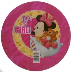 Globo It's a Baby Girl - Minnie Mouse