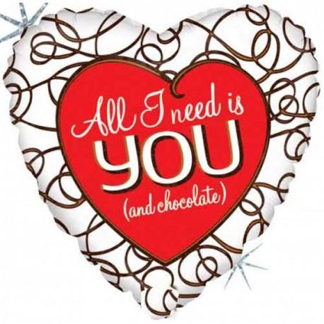 Globo All I Need is You