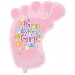 Globo It's a Baby Girl modelo 3