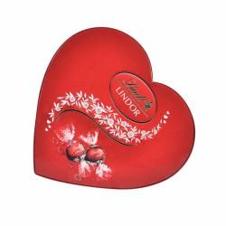 Chocolate Lindt en caja de corazón