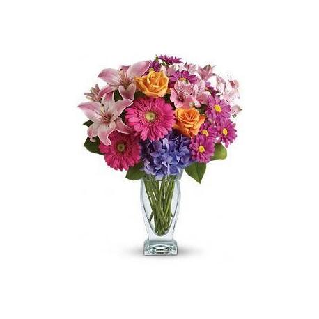 Flores mixtas para Mamá