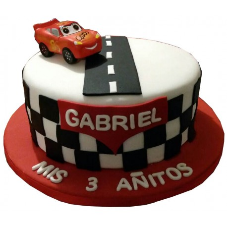Torta para niños - Cars